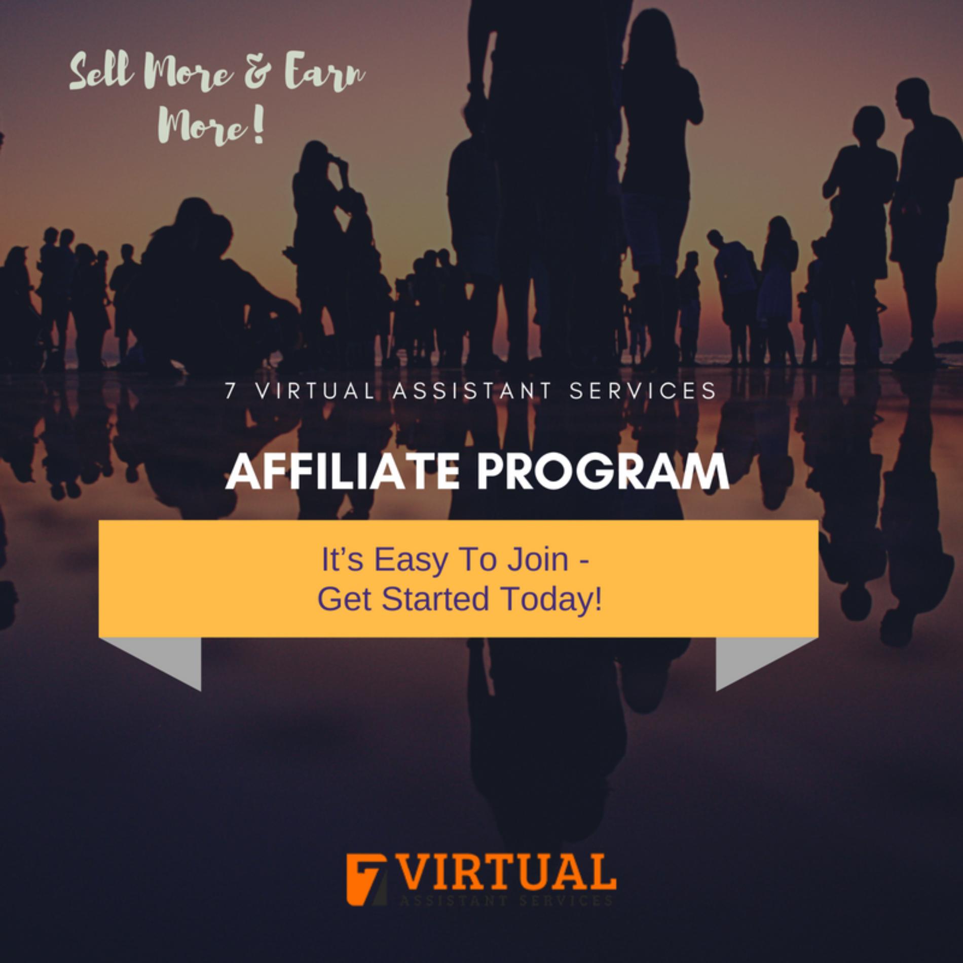 7 Virtual Assistant Services Affiliate Program